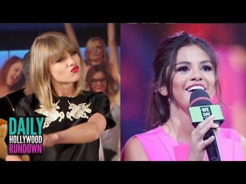 Taylor Swift Afraid Of Being Framed For Murder! – Selena Gomez's Near Emotional We Day Speech? (DHR)