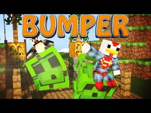 Minecraft Bumper Cars Mod