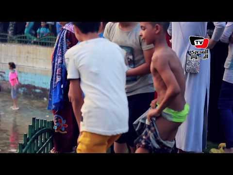 «نافورة مصطفى محمود» مغلقة أمام الأطفال في أول أيام العيد