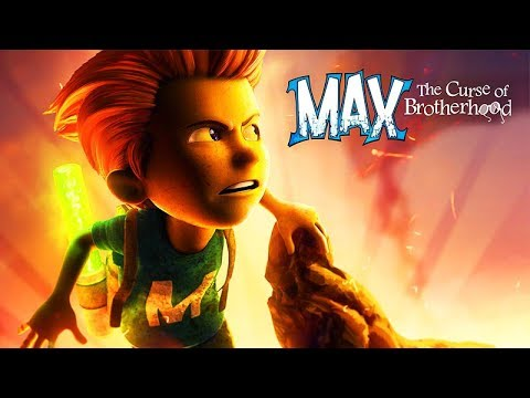 Max The Curse of Brotherhood Full Gameplay Walkthrough (No Commentary) 1080p
