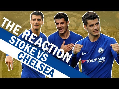 Stoke vs Chelsea | The Reaction