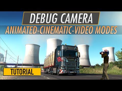 Fly/Debug Camera Hidden Mod v1.0