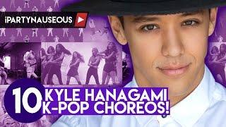Video 10 Awesome K-pop Choreos by Kyle Hanagami! MP3, 3GP, MP4, WEBM, AVI, FLV April 2018