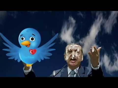 Recep Tayyip Erdoğan, yine küfür ediyor!