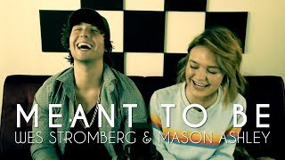 Video Bebe Rexha (feat. Florida Georgia Line) - Meant to Be (cover by Wes Stromberg & Mason Ashley) download in MP3, 3GP, MP4, WEBM, AVI, FLV January 2017