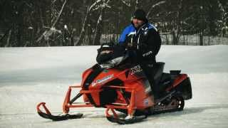 5. TEST RIDE: 2014 Arctic Cat XF 8000 Sno Pro Limited