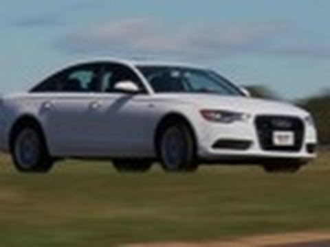 Audi A6 review from Consumer Reports