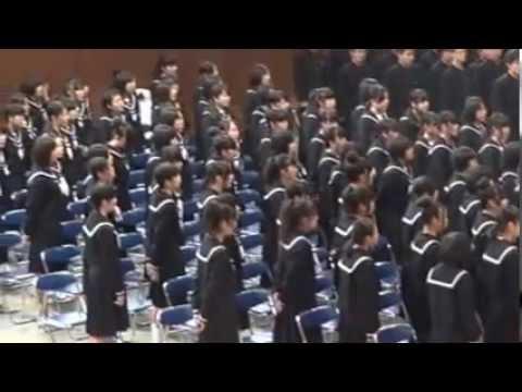 2015小俣中学校卒業生合唱「story」