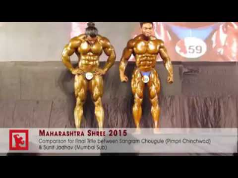 Video Indian bodybuilder posing Sangram Chougule & Sunit Jadhav. download in MP3, 3GP, MP4, WEBM, AVI, FLV January 2017