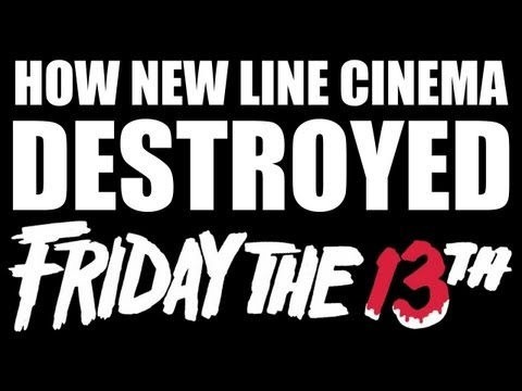 Friday 13th - A detailed analysis of how New Line Cinema destroyed the Friday the 13th franchise.