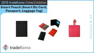 video thumbnail Premium Smart WhereWear card wallet youtube