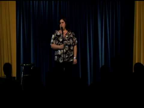 Debra DiGiovanni at The Comedy and Magic Club 10/29/09