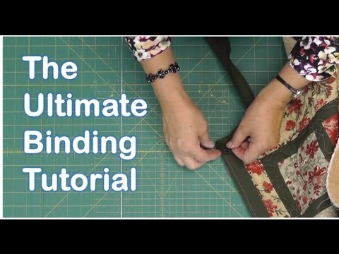 , title : 'The Ultimate Quilt Binding Tutorial'