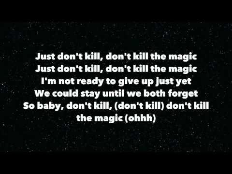 MAGIC! - Don't Kill The Magic (Lyrics)