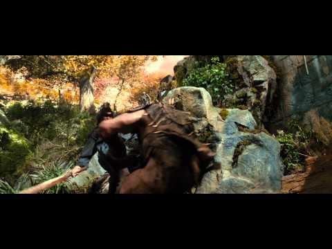 【哈比人:荒谷惡龍】龍焰篇_惡龍配音版_30秒電視廣告
