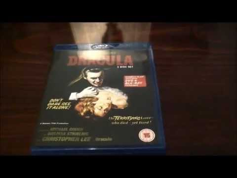 Dracula Blu-ray New Three Disc Set