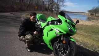 1. Used Bike Reviews - Kawasaki Ninja ZX-10R ( 2006 - 2007 )