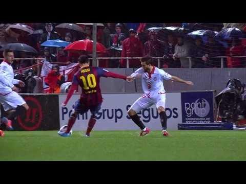 FC Barcelona 2013/2014 La liga goal compilation