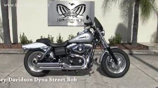 9. Used 2010 Harley Street Bob for sale in Tampa Florida