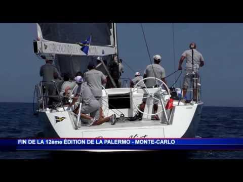 La 12ème édition de la Palermo-Monte-Carlo arrive à bon port