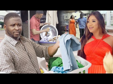 THE DRY CLEANER & THE BEAUTIFUL PRINCESS 1&2 - NEW MOVIE ONNY MICHAEL/QUEENETH HILBERT 2021 MOVIE