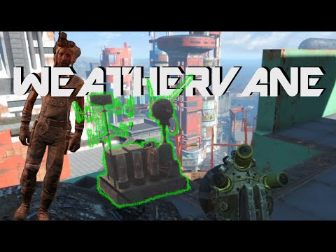 Fallout 4 - All Weathervane Locations