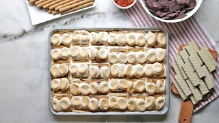 Double Decker Party S'mores by Tasty