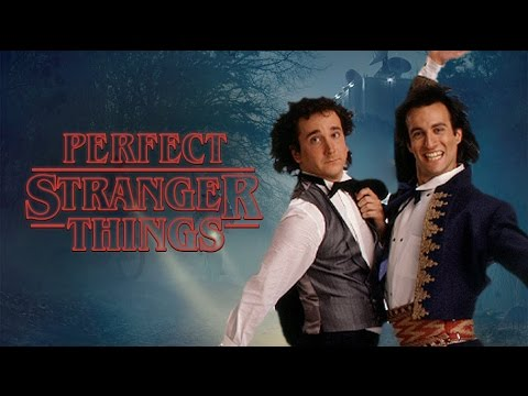 NETFLIX - PERFECT STRANGER THINGS - OPENING TITLES (HD)