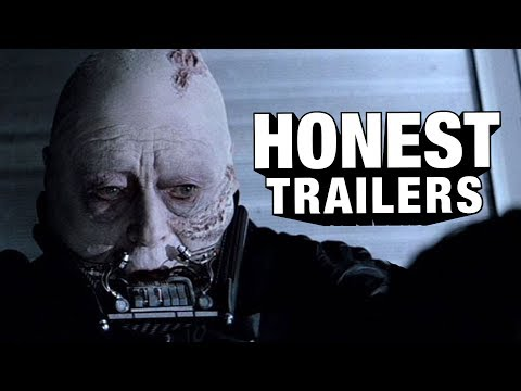 Honest Trailers  Star Wars Return of the Jedi