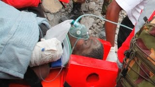 Hopes of finding more survivors as woman rescued in Huruma