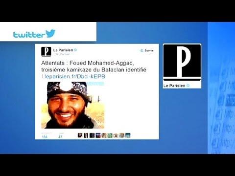 Παρίσι: Γάλλος υπήκοος και ο τρίτος βομβιστής αυτοκτονίας στο Bataclan!