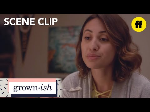 grown-ish | season 1, episode 2: zoey and ana become friends | freeform
