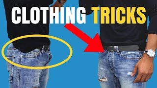 Video 8 Clothing Tricks Most Guys Don't Know MP3, 3GP, MP4, WEBM, AVI, FLV Mei 2019