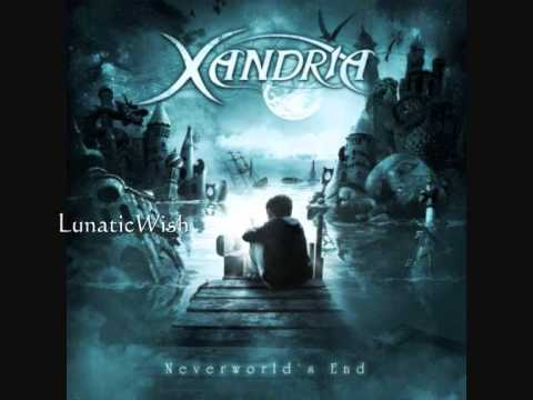 XANDRIA - A Prophecy Of Worlds To Fall (audio)
