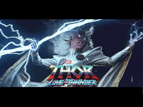 X-MEN STORM in THOR LOVE AND THUNDER | THOR CORPS EASTER EGGS and PLOT LEAK