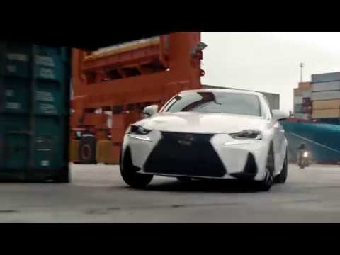 Lexus Commercial for Lexus IS (2016 - 2017) (Television Commercial)