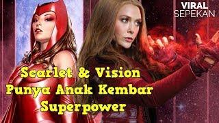 Video Scarlet Witch Harus Hidup Di Avengers 4! Ini Alasan dan Faktanya MP3, 3GP, MP4, WEBM, AVI, FLV November 2018