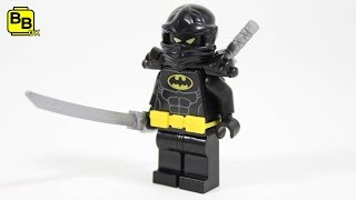 Here's Our Lego Batman Movie Ninja Bat Minifigure Creation!!!Click Here & Subscribe:-https://www.youtube.com/channel/UCOxw7B0uIWUjtfl85wuCAsw?sub_confirmation=1Click Here & Like Our Facebook Page:-https://www.facebook.com/BrickBrosUKVideos That You May Also Be Interested In Below:-LEGO BATMAN MOVIE NIGHT TERROR BATSUIT MINIFIGURE CREATIONhttps://www.youtube.com/watch?v=hg7vGmU_Iu4&list=PL5F2E2iSXDsAHJM9h6skukkPXpVsJU8ac&index=1&t=1sLEGO BATMAN MOVIE CLOCK KING MINIFIGURE CREATIONhttps://www.youtube.com/watch?v=w_Sp34ACqTI&index=77&list=PL5F2E2iSXDsAHJM9h6skukkPXpVsJU8acLEGO BATMAN MOVIE FIRE STARTER ROBIN MINIFIGURE CREATIONhttps://www.youtube.com/watch?v=s24iXB_JkaA&list=PL5F2E2iSXDsAHJM9h6skukkPXpVsJU8ac&index=74&t=1sLEGO BATMAN MOVIE THE BATRIOT MINIFIGURE CREATIONhttps://www.youtube.com/watch?v=mAEYCMG6Ykc&index=70&list=PL5F2E2iSXDsAHJM9h6skukkPXpVsJU8acLEGO BATMAN MOVIE ROBIN WINGED AVENGER MINIFIGURE CREATIONhttps://www.youtube.com/watch?v=la5d0jB9aPU&list=PL5F2E2iSXDsAA88KNKNPLR6asFaIAUYc7&index=23LEGO BATMAN MOVIE MERBAT MINIFIGURE CREATIONhttps://www.youtube.com/watch?v=B3CNv7Gm0oY&list=PL5F2E2iSXDsAHJM9h6skukkPXpVsJU8ac&index=1&t=2sLEGO BATMAN MOVIE CONDIMENT KING MINIFIGURE CREATIONhttps://www.youtube.com/watch?v=WkLo_0WnNsw&list=PL5F2E2iSXDsAHJM9h6skukkPXpVsJU8ac&index=69LEGO BATMAN MOVIE 70911 ALTERNATIVE BUILD MINI BAT SUBhttps://www.youtube.com/watch?v=Db508MMUr34&t=1s&index=11&list=PL5F2E2iSXDsCxDuihcIaxg-hFzU3CQvvgLEGO BATMAN MOVIE 70904 ALTERNATIVE BUILD McCASKILL CAPTUREhttps://www.youtube.com/watch?v=l5TcedA7PdA&index=9&list=PL5F2E2iSXDsCxDuihcIaxg-hFzU3CQvvg&t=2sLEGO BATMAN MOVIE 70913 ALTERNATIVE BUILD SCARECROW'S HIDEOUThttps://www.youtube.com/watch?v=1x0taUt3gr4&index=10&list=PL5F2E2iSXDsCxDuihcIaxg-hFzU3CQvvg