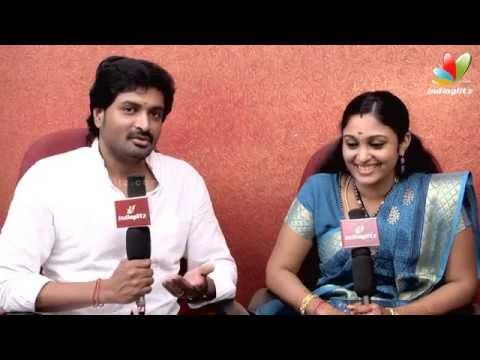 Video Senthil and Sreeja : Fans got us to marry | Saravanan Meenakshi | Love Story download in MP3, 3GP, MP4, WEBM, AVI, FLV January 2017