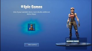 Renegade Raider RETURNING!(RELEASE DATE) Fortnite Renegade Raider Skin COMING BACK!RARE SKINS RETURN