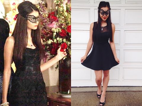 Katherine Pierce Inspiration Costume Tutorial