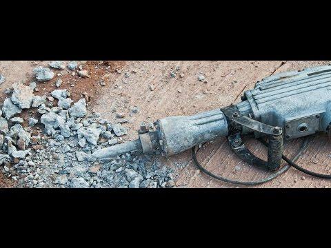 Abbruchhammer Test 2016