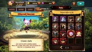 Video Kritika: White Knights | Ethereal Pets Part 3 | Get Mao Runes | MP3, 3GP, MP4, WEBM, AVI, FLV September 2018