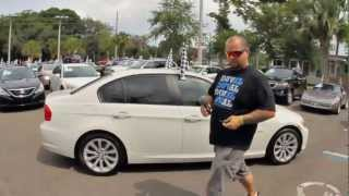 Autoline's 2011 BMW 3 Series 328i Walk Around Review Test Drive