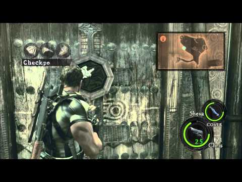 preview-Let\'s Play Resident Evil 5! - 011 - Tough locals (ctye85)
