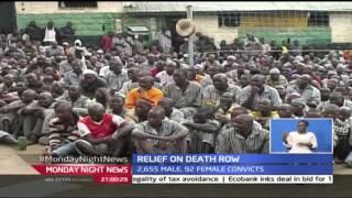 Monday Night News: President Uhuru Commutes All Death Sentences To Life Imprisonment, 24th October 2