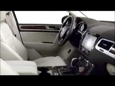 New Volkswagen Touareg 2011 Interior