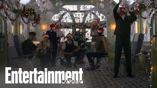 Wes Anderson directed a Christmas ad for H&M starring Adrien Brody, called 'Come Together'. Subscribe to ►► http://po.st/SubscribeEW EW News Flash brings you...
