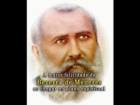 Imagens de felicidade - A maior felicidade de Bezerra de Menezes ao chegar no plano espiritual