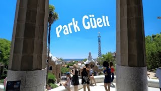 A walk through Parc Güell designed by famous catalan architect Antoni Gaudí. It's located on Carmel Hill in Gracia district in Barcelona.29 June 2017, Sony HDR - PJ260 and GoPro Hero 5 Black, HD, Barcelona, UNESCO, Park Guell walkthrough, Parc Guell visit, Antoni Gaudi Park Guell tour..feel free to comment, like or share :)